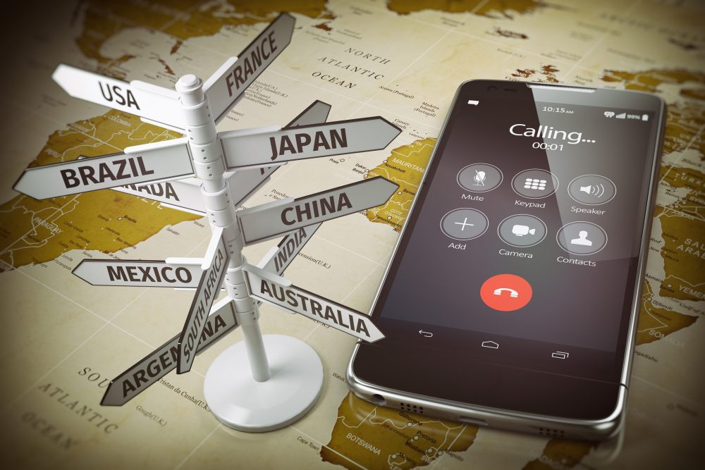 海外でもデータ通信を行いたい~世界データ定額